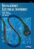 INSTALACIONES ELECTRICAS INTERIORES di ZUBIAURRE, JOSEBA