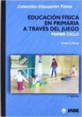 EDUCACION FISICA EN PRIMARIA A TRAVES DEL JUEGO. PRIMER CICLO di VV.AA.