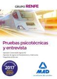 9788414210390 - Vv.aa.: Grupo Renfe - Pruebas Psicotécnicas Y Entrevista - Libro