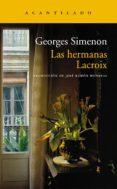 LAS HERMANAS LACROIX de SIMENON, GEORGES