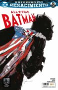 9788417176990 - Snyder Scott: All-star Batman Nº 10 (renacimiento) - Libro