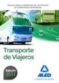 9788414207192 - Vv.aa.: Manual Para La Obtención Del Certificado De Competencia Profesional De - Libro