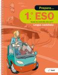 9788441230392 - Vv.aa.: Quadern Prepara Lengua Castellana 1º Eso Ed 2017 - Libro