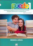 PUEDO 1. PROGRAMA DE ORIENTACIÓN EDUCATIVA PARA ALUMNOS DE ALTAS CAPACIDADES O SUPERDOTADOS. di GARNICA BETRAN, MAITE