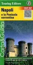NAPOLES Y PENINSULA SORRENTINA, MAPA DE CARRETERAS PLASTIFICADO ( 1:175000) di VV.AA.