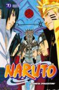 Naruto Catala Nº70/72 (pda)