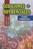 ECUACIONES DIFERENCIALES di ACERO PEÑA, IGNACIO