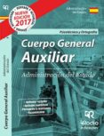 9788416963294 - Vv.aa.: Cuerpo General Auxiliar De La Administración Del Estado: Psicotecnico - Libro
