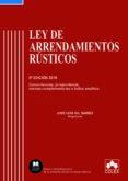 LEY DE ARRENDAMIENTOS RÚSTICOS (6ª ED.) di VV.AA