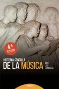 HISTORIA SENCILLA DE LA MUSICA (4ª ED.) de COMELLAS GARCIA LLERA, JOSE LUIS