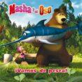 9788448845995 - Vv.aa.: ¡vamos De Pesca! (masha Y El Oso. Álbum Ilustrado) - Libro