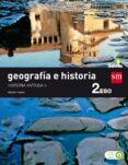 GEOGRAFÍA E HISTORIA 2º ESO SAVIA 2016 (NAVARRA, LA RIOJA, CANTAB RIA) di VV.AA