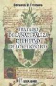 TRATADO DE LA NATURALEZA DEL HUEVO DE LOS FILOSOFOS di EL TREVISANO, BERNARDO