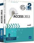 ACCESS 2013: PACK 2 LIBROS di RIGOLLET, PIERRE