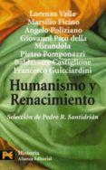 HUMANISMO Y RENACIMIENTO di VV.AA.