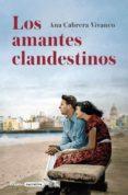 LOS AMANTES CLANDESTINOS di CABRERA VIVANCO, ANA