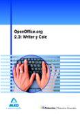 OPENOFFICE.ORG 2.3: WRITER Y CALC di VV.AA.