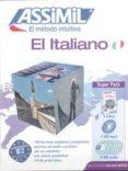 SUPER PACK EL ITALIANO (LIBRO + CD S + CD MP3) di VV.AA.