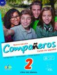 COMPAÑEROS 2 ALUMNO di VV.AA.