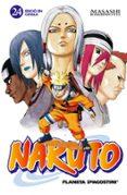 Naruto Catala Nº24/72 (pda)