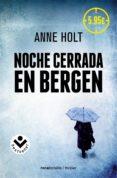 NOCHE CERRADA EN BERGEN de HOLT, ANNE