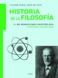 HISTORIA DE LA FILOSOFIA (VOL. 3.3): DEL ROMANTICISMO A NUESTROS DIAS di REALE, GIOVANNI  ANTISERI, DARIO