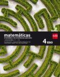 MATEMÁTICAS A (ORIENTADAS A LAS ENSEÑANZAS APLICADAS) 4º ESO SAVI A 16 TRIMESTRES di VV.AA