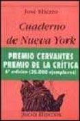 CUADERNO DE NUEVA YORK de HIERRO, JOSE