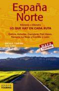 MAPA DE CARRETERAS ESPAÑA NORTE (DESPLEGABLE), ESCALA 1:340.000 2018 (MAPA TOURING) (8ª ED.) di VV.AA.