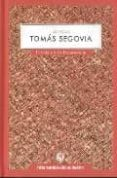 LA VOZ DE TOMAS SEGOVIA (INCLUYE CD) di VV.AA.