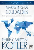 MARKETING DE CIUDADES de KOTLER, PHILIP