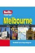 Melbourne Pocket Map