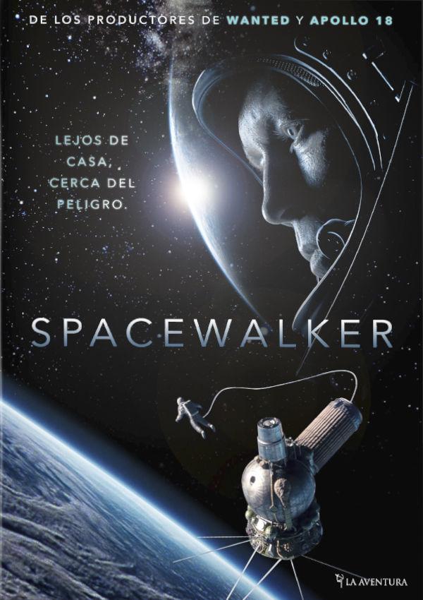 Resultat d'imatges de spacewalker dvd