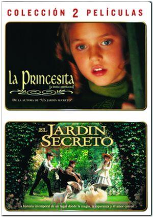 LA PRINCESITA + EL JARDÍN SECRETO (DVD) de , comprar ...