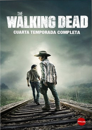 THE WALKING DEAD: TEMPORADA 4 (DVD) de Frank Darabont, comprar ...