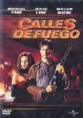 Comprar CALLES DE FUEGO (DVD)