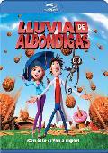 Comprar LLUVIA DE ALBONDIGAS (BLU-RAY)
