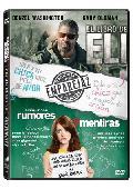 Comprar EL LIBRO DE ELI + RUMORES Y MENTIRAS: EMPAREJA2 (DVD)