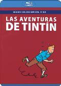 Comprar LAS AVENTURAS DE TINTIN: ED.METAL (BLU-RAY+DVD)