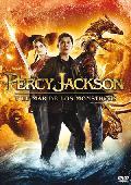 Comprar PERCY JACKSON Y EL MAR DE LOS MONSTRUOS (DVD)