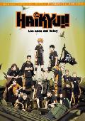 Comprar HAIKYU!! LOS ASES DEL VOLEY: TEMPORADA 2 PARTE 1 EP. 1A13 (DVD)
