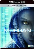 Comprar MORGAN (4K UHD+BLU-RAY)