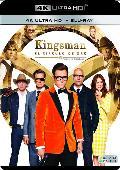 Comprar KINGSMAN: EL CIRCULO DE ORO - 4K UHD + BLU RAY -