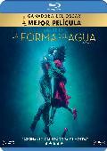 Comprar LA FORMA DEL AGUA - BLU RAY -