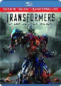 Comprar TRANSFORMERS: LA ERA DE LA EXTINCION (BLU-RAY 3D+2D+DVD)