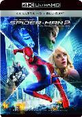 Comprar THE AMAZING SPIDER MAN 2: EL PODER DE ELECTRO (4K UHD+BLU-RAY)
