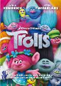 Comprar TROLLS (DVD)