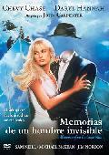 Comprar MEMORIAS DE UN HOMBRE INVISIBLE (DVD)