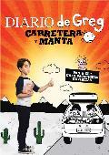 Comprar DIARIO DE GREG: CARRETERA Y MANTA - DVD -
