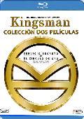Comprar KINGSMAN: SERVICIO SECRETO + KINGSMAN: EL CIRCULO DE ORO -BLU RAY -